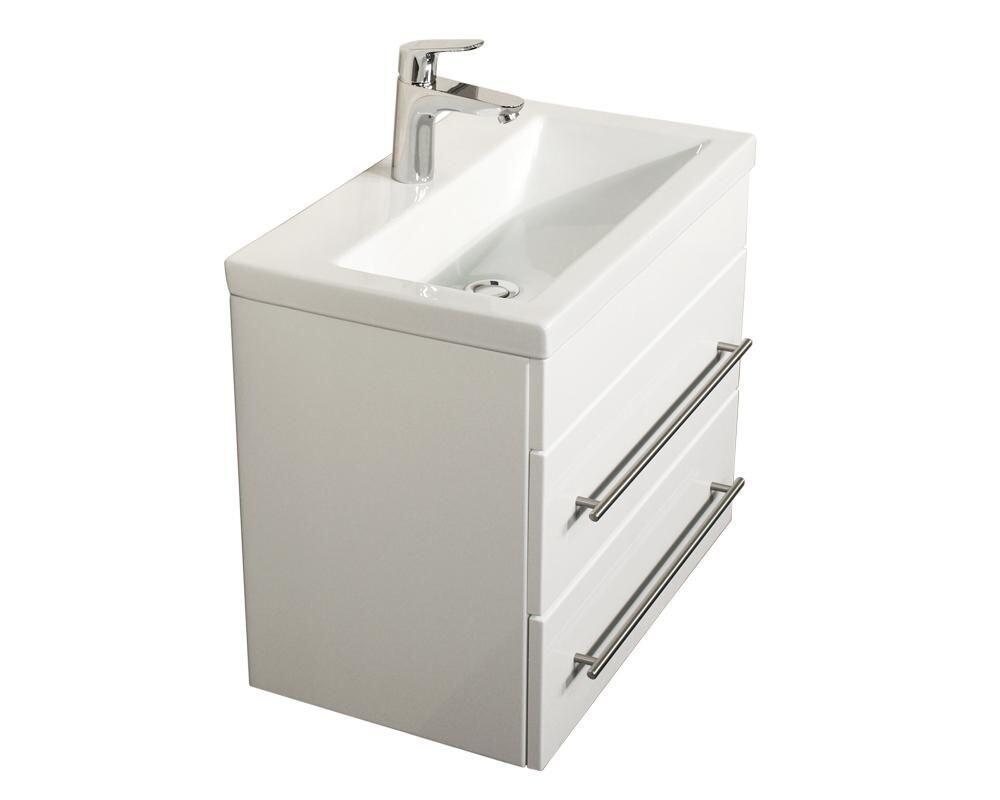 Saniclear bianca badkamermeubel hoogglans wit bs