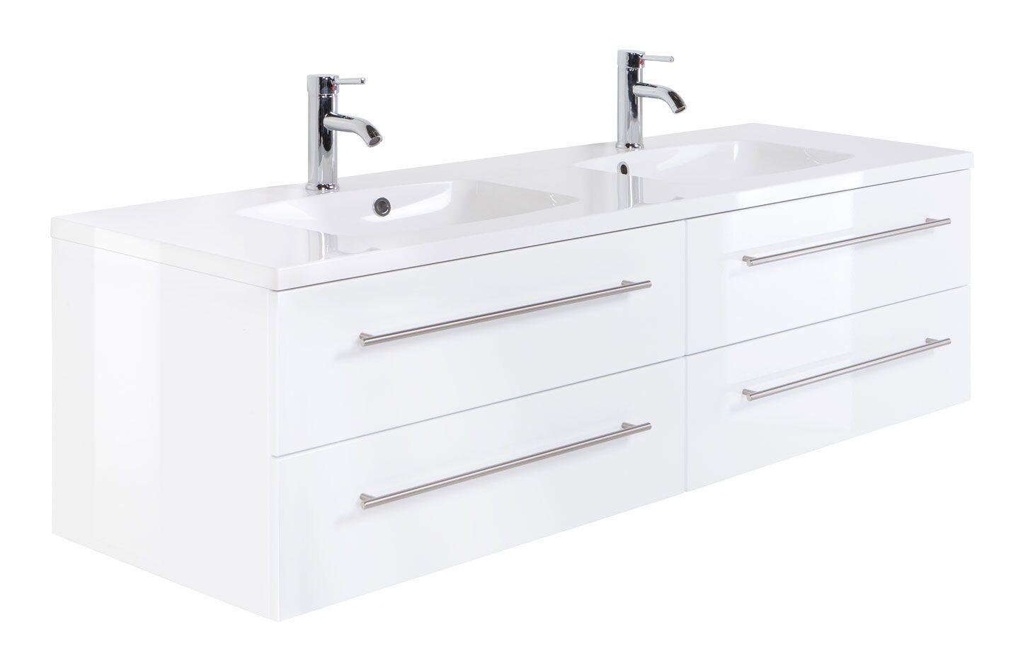 Badkamerkast Zwart Hoogglans : Ikea badkamer kastje ikea badkamerkast hoogglans wit mooie
