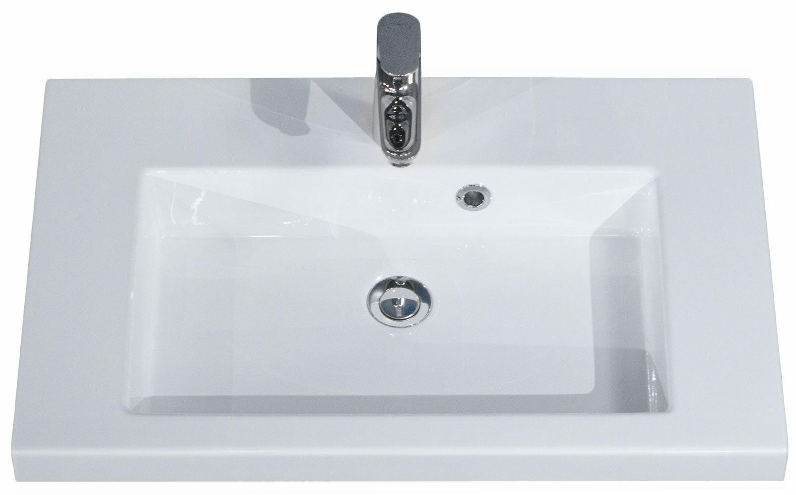 Saniclear envy badkamermeubel cm eiken bs