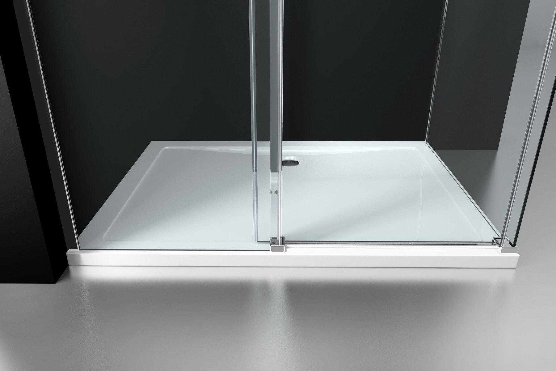 saniclear supreme douchedeur 100 110cm anti kalk bs5213