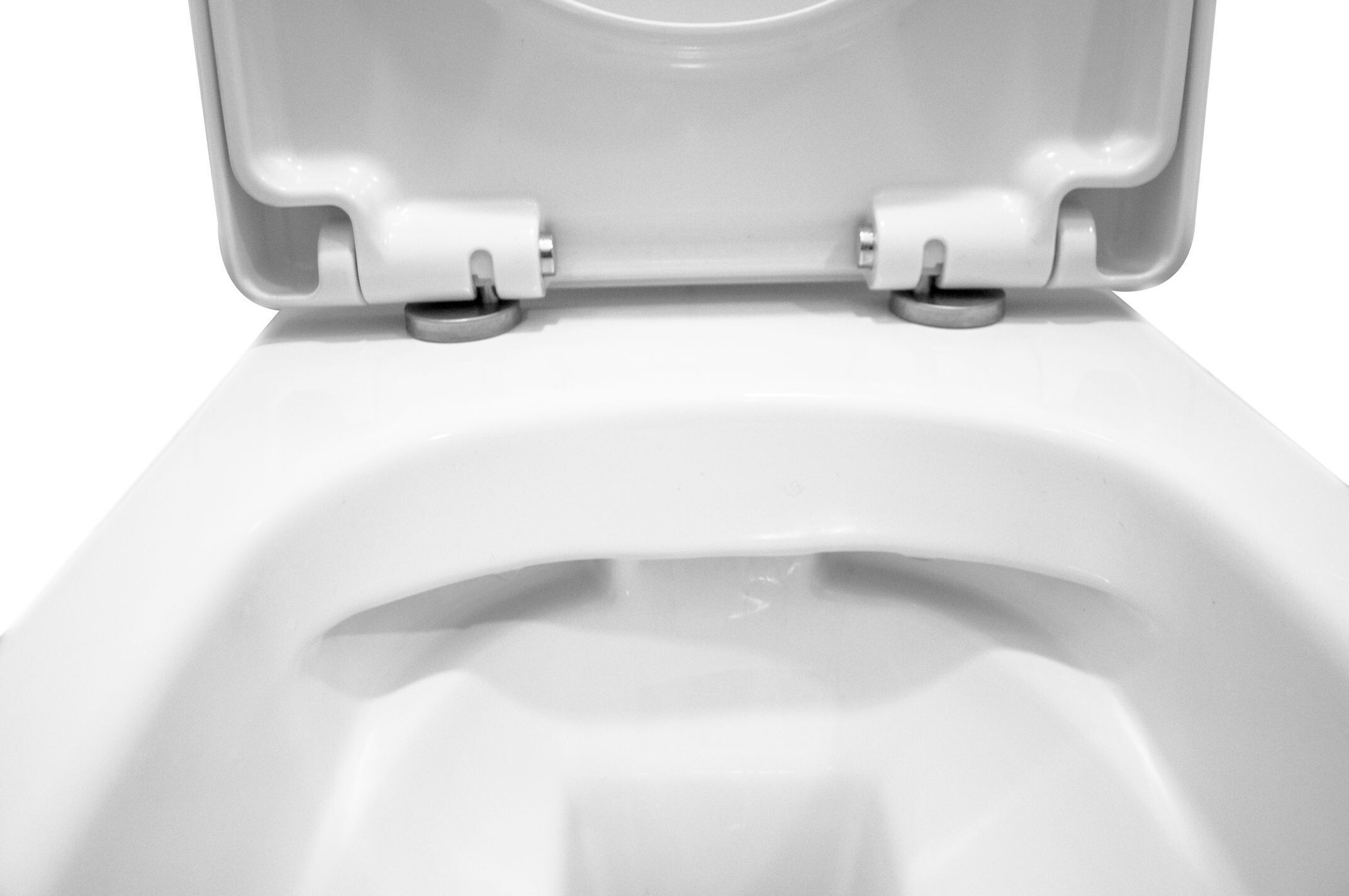 Mueller afesta toiletpot randloos met softclose zitting sk