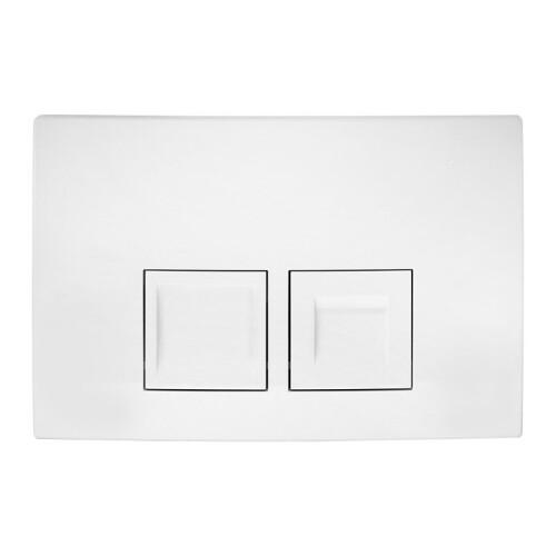 Geberit Delta 50 wit drukplaat voor UP100 inbouwreservoir