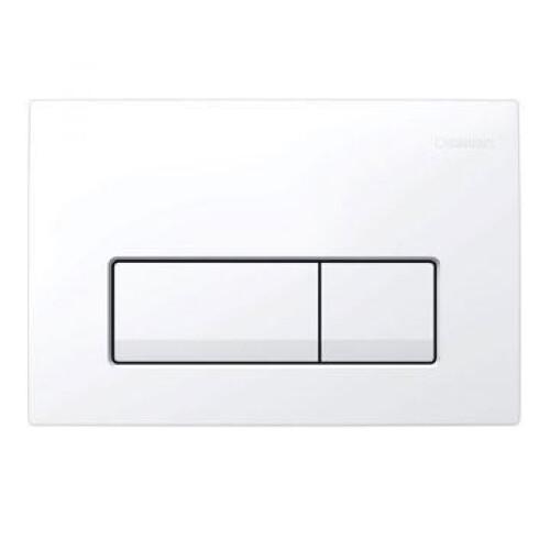 Geberit Delta 51 wit drukplaat voor UP100 inbouwreservoir