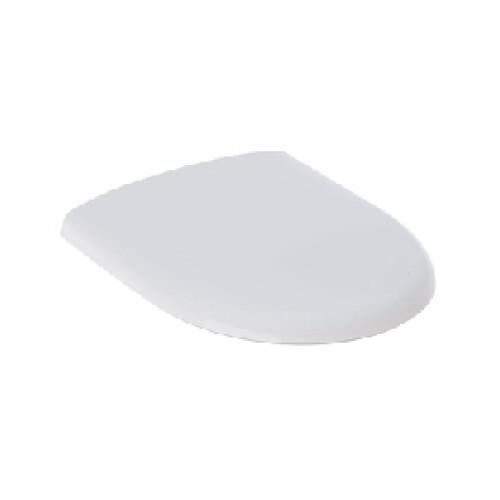 Geberit Renova toiletzitting met softclose wit