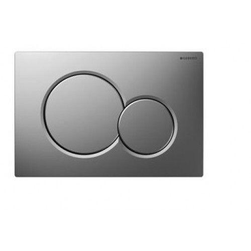 Geberit Sigma 01 matchroom drukplaat