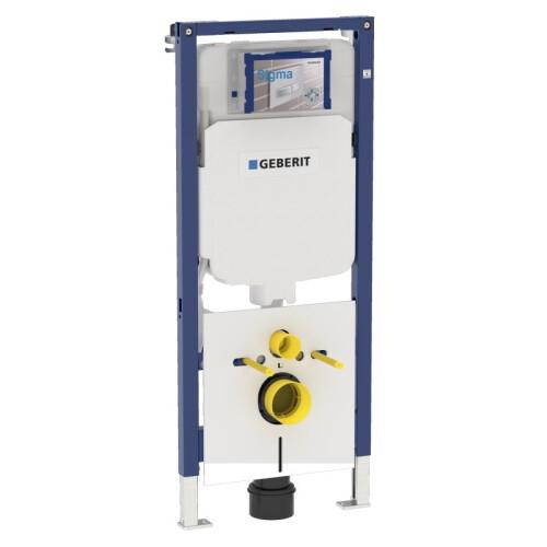 Geberit Sigma UP720 Duofix ondiep inbouwreservoir compact