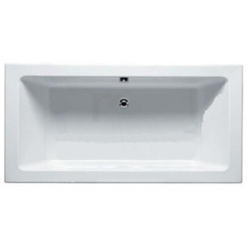Lambini designs cube badkuip 190x90cm wit bs1117 - Badkuip bel ...