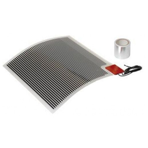 Lambini Designs Heat spiegelverwarming anti-condens 52x37cm