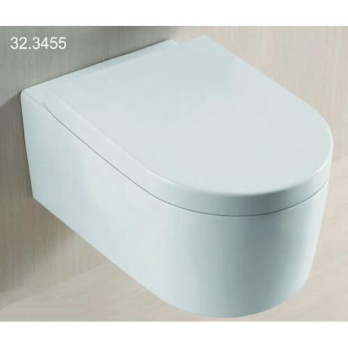 Mueller Arco wc pot met softclose zitting diepspoel wit