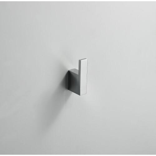 Mueller Cube handdoekhaak chroom