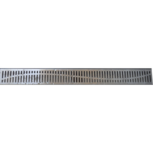 Mueller douchedrain RVS rooster type 5, 100cm