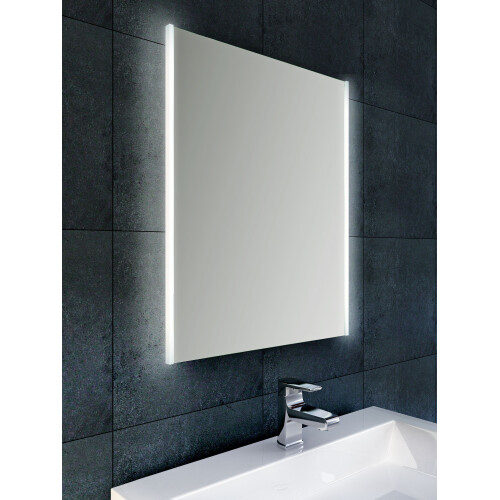 Mueller Duo condensvrije spiegel met LED verlichting 100x60cm