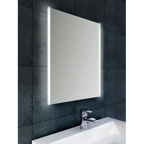 Mueller Duo condensvrije spiegel met LED verlichting 70x50cm - BS38.4100