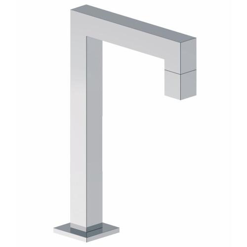 Mueller Kappa toiletkraan staand hoekig chroom