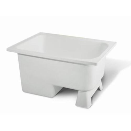 Mueller Marinella zitbad 105x65x52cm wit