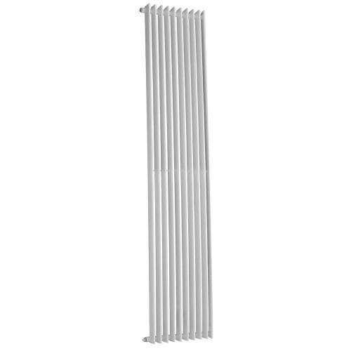 Wiesbaden Plano designradiator enkel 1800x400 wit