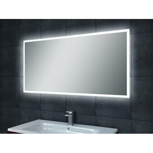 Mueller Quatro condensvrije spiegel met LED verlichting 100x60