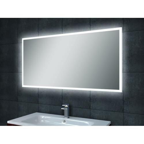 Mueller Quatro condensvrije spiegel met LED verlichting 70x50cm