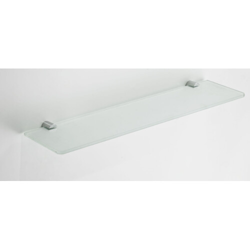 Mueller Round glazen planchet chroom