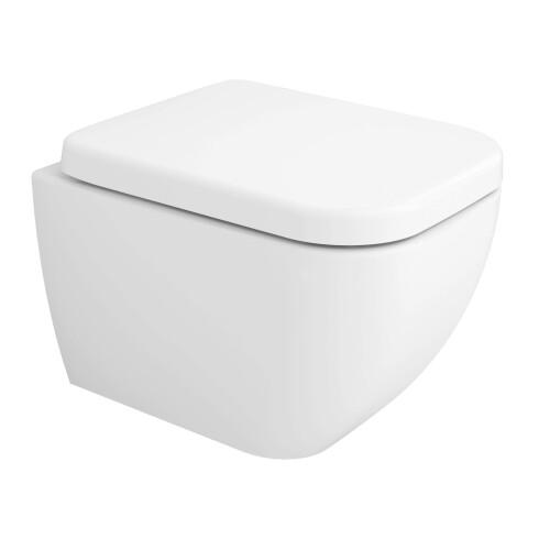 Mueller Sky compact toiletpot inclusief sofclose zitting