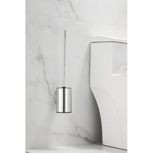 Saniclear Academy toiletborstel chroom