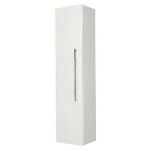 saniclear excellent badkamerkast hoogglans wit 35x150 - bs449, Badkamer