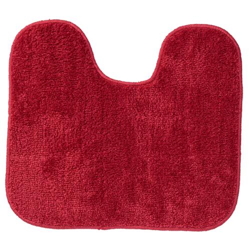 Sealskin Doux toiletmat rood 50x45cm
