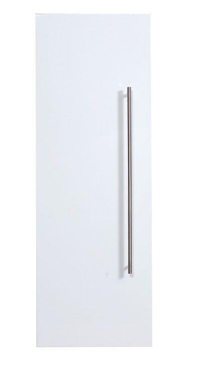 saniclear fine badkamerkast hoogglans wit 35x100 - bs442, Badkamer
