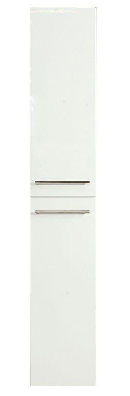 saniclear perfect badkamerkast hoogglans wit 33x188 - bs456, Badkamer