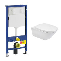 Geberit UP100 toiletset met Mueller Sub en softclose zitting