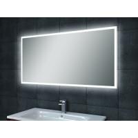 Mueller Quatro condensvrije spiegel met LED verlichting 120x60cm