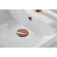 Saniclear Copper clickwaste geborsteld koper