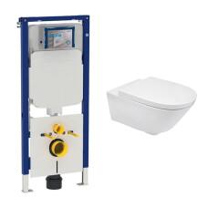 Geberit UP720 toiletset met Mueller Sub en softclose zitting