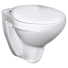 Kerra Sydney hangend toilet inclusief zitting wit