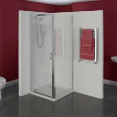 Kerra Unika rechthoekige douchecabine 90x70x195cm 70 deur