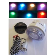 Lambini Designs kleuren LED-verlichting voor whirlpools
