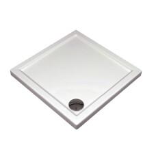 Plazan Flets vierkante douchebak 90x90cm