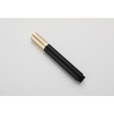 Saniclear Brass Pro handdouche geborsteld messing en mat zwart