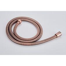 Saniclear Copper doucheslang 150cm geborsteld koper