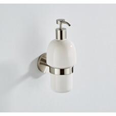 Saniclear Exclusive zeepdispenser RVS look
