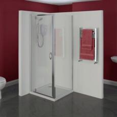 Kerra Unika douchecabine 70x80x195cm rechthoek, 70 deur