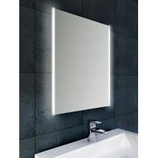 Mueller Duo condensvrije spiegel met LED verlichting 70x50cm