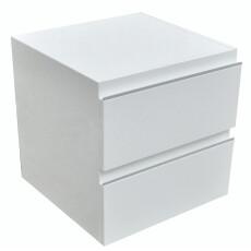 Mueller Modula ladekast 45x45cm hoogglans wit