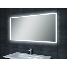 Mueller Quatro condensvrije spiegel met LED verlichting 80x60cm