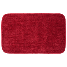 Sealskin Doux badmat rood 80x50cm polyester