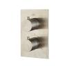 Saniclear Exclusive 304 RVS inbouw badkraan