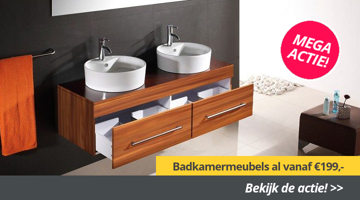 Budget Badkamer Nuenen : Badkamer en tegels korting online sanitair